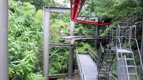 Big Bad Wolf (Busch Gardens Williamsburg) - OnRide - (720p)