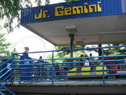Jr. Gemini station