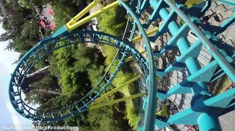 Boomerang: Coast to Coaster (Six Flags Discovery Kingdom)