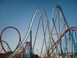 Tallest Roller coasters (Europe)