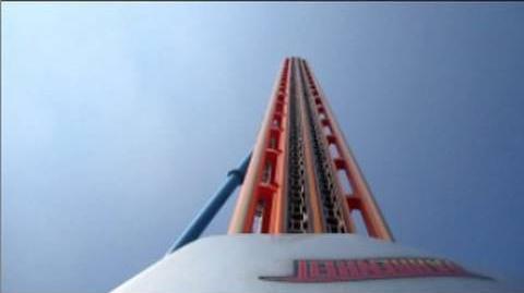 Fahrenheit (Hersheypark) - OnRide - (720p)