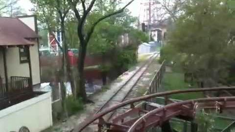 Mini Mine Train (Six Flags Over Texas)