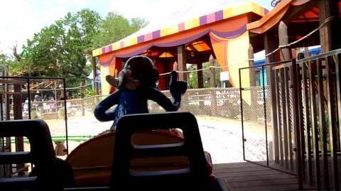 Air Grover (Busch Gardens Tampa) - OnRide - (720p)