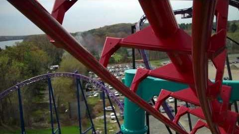 The Riddler's Revenge (Six Flags New England)