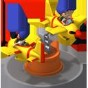 Attr Fair PlaneRide 01 SW 128.88165
