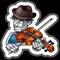 Animated Fiddler