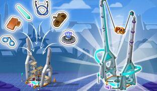 Rocket Bungee