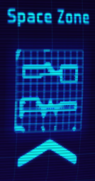 Space Zone Icon