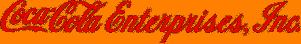 Coca-Cola Enterprises logo