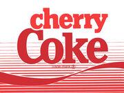 Cherry Coke 1985 logo