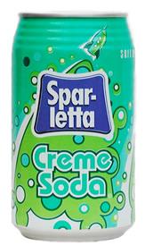 Sparletta Creme Soda