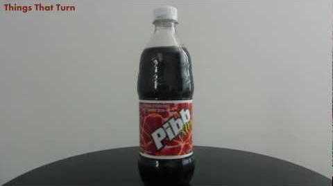 Pibb Xtra 20oz bottle My Video Museum