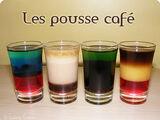 Santina's Pousse Café