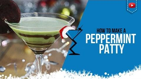 Peppermint Patty Cocktail & Shot - How to make Peppermint Patty Recipe (Popular)