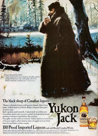 Yukon Jack Cocktails Wiki Fandom