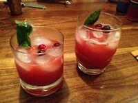 Daredevil cocktail rum