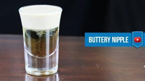 Buttery Nipple Shot - How to make Video Cocktail Recipe by Drink Lab (Popular)