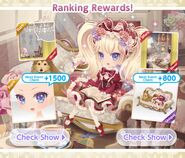 (Banner) Royal girl - Ranking Rewards
