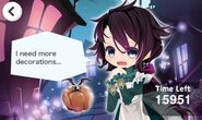 (Characters) Vampire Halloween - Normal Beaming