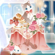 (Characters) Afternoon Tea - Tea Party Cats