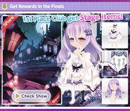 (Banner) Vampire Halloween - Club Rewards