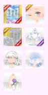 (Promotion) Hydrangea in Shiny Rain - Hydrangea after the Rain