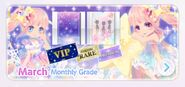 (Display) Monthly Grade March 2019