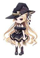 (Profile) Vampire Halloween - Limited Time Bonus 1