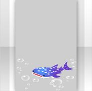 (Show Items) Aquarium Whale Shark Decor1 ver.1