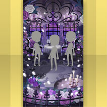 (Show Items) Rose Blooming Moonlight Cage Stage ver.1