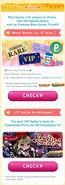 CocoPPa Play 3rd Anniversary Promo 1 (Gacha)