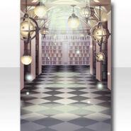 (Wallpaper Profile) Phantom Library Wallpaper ver.A green