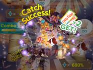 (Catching) Mononoke MARCH - Friendly Ghost★Cat & Fox
