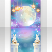(Show Items) Harvest Full Moon in Mid-Autumn Stage ver.1