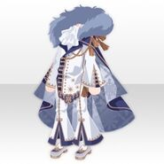 (Tops) Snow Land Prince Style ver.A blue