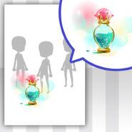 (Show Items) Shining Magic Bottle Decor1 ver.1