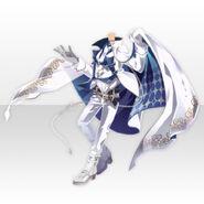 (Tops) Night Phantom Thief Cloak Style ver.A blue