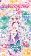 (Login Page) Rainbow Color Flower Garden