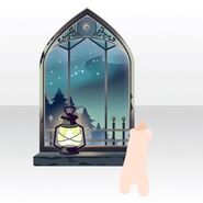 (Avatar Decor) Tower Mysterious Window ver.A green