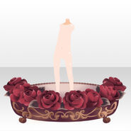 (Outerwear) Epilogue Rose Stage Vignette ver.A red