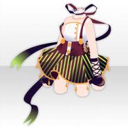 (Tops) Acrobat Girl One-Piece ver.A green