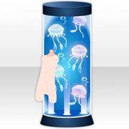 (Avatar Decor) Mystic Jellyfish Aquarium ver.A blue
