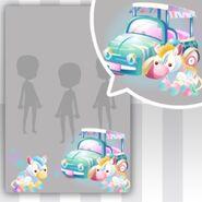 (Show Items) DayDream Safari Cart & Zebra Decor1 ver.1