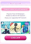 CocoPPa Play 3rd Anniversary Promo 3 (VIP Gacha)