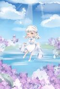 (Show) Hydrangea in Shiny Rain