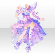 (Tops) CocoPPa Dolls Princess Meryl Style ver.A purple