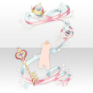 (Body Accessories) Chocolat Packaging Ribbon ver.A pink