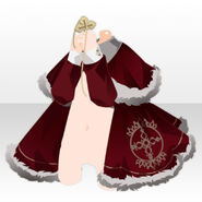 (Hand Accessories) Priere For Girls ver.A red