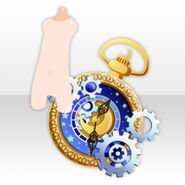 (Avatar Decor) Star Memory Pocket Watch ver.A blue