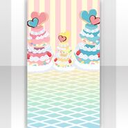 (Show Items) Pastel Cake Stage ver.1